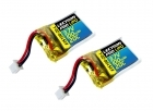 "2-Packages of Lectron Pro 3.7V 100mAh 20C Lipo Battery <b><font color=""#FF000"">2-Pack</font></b> for Estes Proto X Nano Quadcopter"