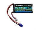 Lectron Pro 7.4V 1350mAh 25C Lipo Battery with EC2 Connector for HobbyZone Delta Ray and Firebird Stratos