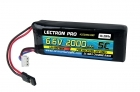 Lectron Pro™ 6.6V 2000mAh 5C LiFe Receiver Flat Pack Battery with Servo Connector