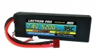 Lectron Pro 7.4V 5200mAh 35C Lipo Battery with Deans-Type Connector for 1/10th Scale Cars & Trucks - Team Associated etc.