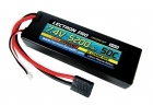 Lectron Pro 7.4V 5200mAh 50C Lipo Battery with Traxxas Connector for 1/10th Scale Cars & Trucks