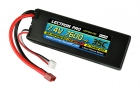 Lectron Pro 7.4V 7600mAh 35C Lipo Battery with Deans-type Connector