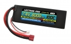 Lectron Pro 7.4V 8000mAh 100C Lipo Battery with Deans-Type Connector