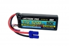 Lectron Pro 11.1V 5200mAh 50C Lipo Battery with EC5 Connector