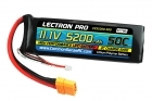 Lectron Pro™ 11.1V 5200mAh 50C Lipo Battery with XT90 Connector