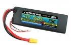 Lectron Pro 11.1V 7600mAh 75C Hard Case Lipo Battery with XT90 Connector