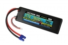 Lectron Pro™ 11.1V 7600mAh 75C Hard Case Lipo Battery with EC3 Connector