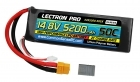 Lectron Pro 14.8V 5200mAh 50C Lipo Battery Soft Pack with XT60 Connector <b>+ CSRC adapter for XT60 batteries to popular RC vehicles</b>