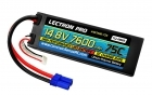 14.8V 7600mAh 75C Hard Case Lipo Battery with EC5 Connector