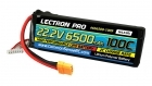 Lectron Pro™ 22.2V 6500mAh 100C Lipo Battery with XT90 Connector for Large Planes, Helis, Quads & 1/8 Trucks