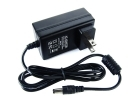 LED Light Strip Power Supply - 24 Watts - 2 Amps