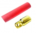 Bullet Connector - 6mm - Female