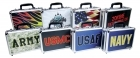 Premium Graphic Single/Double Pistol Case