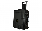 Premium Weather Resistant Quadcopter Case for 3DR Solo, Parrot Bebop & More - Black - DIY Foam