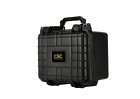 Premium Weather Resistant DSLR Case - Black - DIY Foam - CASE-5013-BLK-DIY