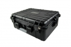 Premium Weather Resistant Multi-Pistol / Equipment Case - Black - DIY Foam - CASE-5016-BLK-DIY