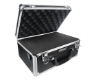"Premium Black Aluminum Case for One Aircraft Transmitter with Customizable ""DIY"" Foam"