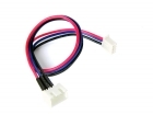 "2-Packages of 10.5"" Balance Plug Extension Cord for 2 Cell Lipo Batteries - JST-XH Connector"