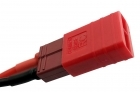 Common Sense RC™ Red Adapter for Deans-type batteries to popular RC vehicles