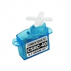 2-Packages of CSRC-40 Ultra Nano Servo - 3.7g