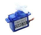2-Packages of CSRC-55 Standard Feather Servo - V2