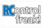 Aluminum Sign - RC Control Freak! - 5x7 in.