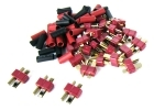 Deans-type Connectors - 50-Pack - Male