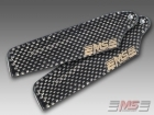 MS Composit Carbon Fiber Composite Tail Blades 107mm (5/3)