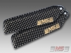 MS Composit Carbon Fiber Composite Tail Blades 102mm (5/3)
