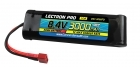 Lectron Pro™ NiMH 8.4V (7-cell) 3000mAh Flat Pack with Deans-Type Connector