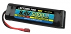Lectron Pro™ NiMH 8.4V (7-cell) 5000mAh Flat Pack with Deans-Type Connector