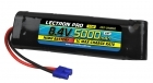 Lectron Pro™ NiMH 8.4V (7-cell) 5000mAh Flat Pack with EC3 Connector