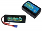 Power Pack #30 - AC-3A Charger + 1 x 7.4V 5200mah 35C w/ EC3 Connector (#2S5200-35E)