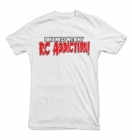 "T-Shirt ""Don't Mess with My RC Addiction!"""