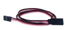 2-Packages of Servo Extension Cord - 24""