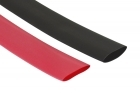 2-Packages of 8mm Shrink Tube - 2ft. Red and 2ft. Black
