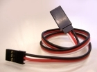 "Servo Extension Cord - 12"" - 28 Gauge Wire"