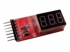 2-Packages of Cell Spy Platinum Lipo Voltage Tester