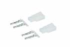Tamiya Connectors - 2-Pack - Male