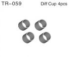 Differential Bearing Housing Collar Set