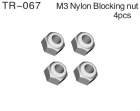 Nylock Wheel Nut