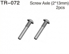 Axle Screw Set (M2 x 13mm)