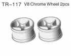 UPGRADE Chrome Rim Set
