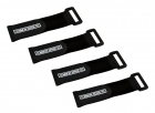 "2-Packages of 4-Pack of Velcro® Battery Straps - 1.5"" width, 8"" length (205mm)"