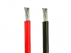 10 Gauge (10 AWG) Silicone Wire - 5 Feet of Red and 5 Feet of Black