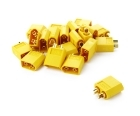 XT60  Connectors - 25-Pack - Male