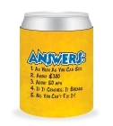 Can Cooler - Answers