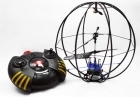 BladeSafe RTF Flying Ball 3-Ch Indoor Co-Axial Helicopter - Black