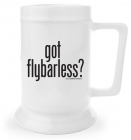 Beer Stein - Got Flybarless?
