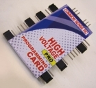 ESC Programming Card for 7-12 Lipo cells